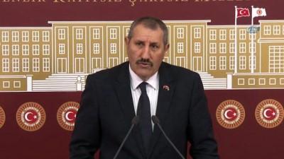 AK Parti'li Aras, Meclis'te Hocalı katliamını gündeme getirdi