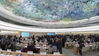 BM İnsan Hakları Konseyinin 37. Oturumu - CENEVRE