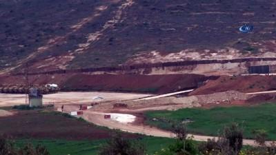 salda -  Cinderes kırsalına bombardıman sürüyor