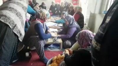 Cumhurbaşkanının teşekkür ettiği kadınlar, Mehmetçiğe yemek yapma yarışında