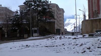 Doğu Anadolu'da kış - MUŞ