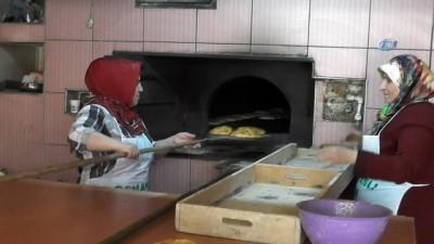 Oltulu Bayanlar Afrin'deki Mehmetçik için kete yaptı