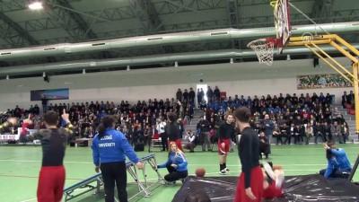 'Sporda Avrupa'nın en başarılı üniversitesi olduk' - BURSA