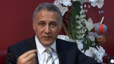 """TB Genel Başkanı Şahin, """"Anayasa mahkemesinin aldığı kayıp-kaçak kararı vicdanlarımızı yaraladı"""""""