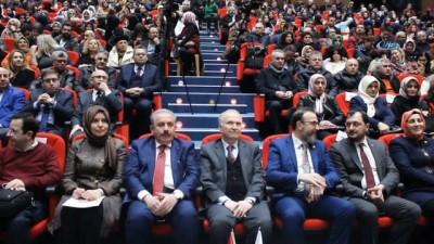 TBMM Anayasa Komisyonu Başkanı Şentop: 'Türk Silahlı Kuvvetleri içinde bulunan bir çete vardı'