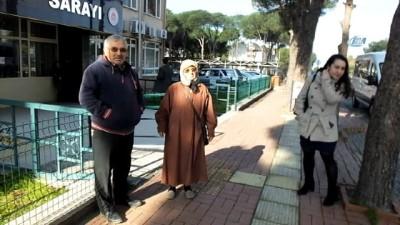 Yaşlı çifti emeklilik vaadi ile 53 bin lira dolandılar