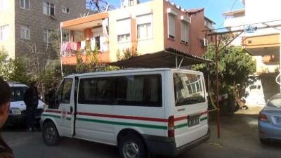 Antalya'da kadın cinayeti...Kırgızistan uyruklu yengesini evinde boğarak öldürdü