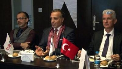 destina -  'Antalya'ya 20 milyon turist için turizm çeşitlendirilmeli'