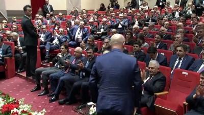 ATO Olağan Meclis Toplantısı - ATO Başkanı Baran - ANKARA