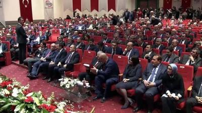 ATO Olağan Meclis Toplantısı - TOBB Başkanı Hisarcıklıoğlu - ANKARA