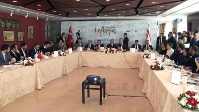 Başbakan Yardımcısı Çavuşoğlu: 'Çalışmalarımızda vakıf medeniyetinin ruhuna dokunmak, bu ruhu yüceltmek en önemli gayemizdir'