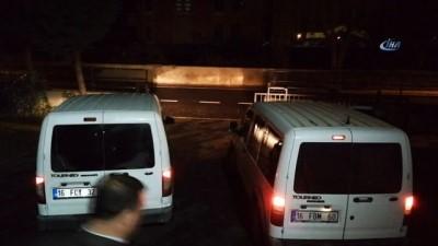 Bursa'nın göbeğinde kaçak define kazısı yapan 4 kişi tutuklandı