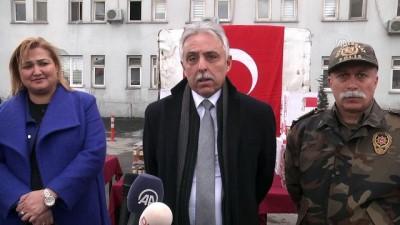 Esnaftan Mehmetçik'e anlamlı destek - HAKKARİ