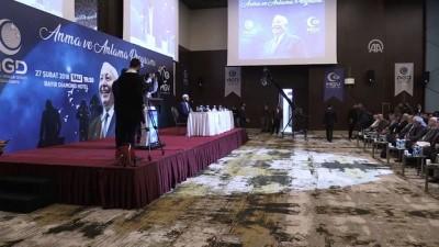 basbakan - Necmettin Erbakan, Konya'da anıldı