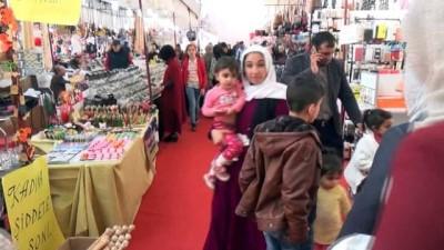 Siverek'te 81 ilden yöresel ürünler fuarı açıldı
