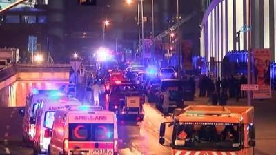 teror saldirisi -  Vodafone Park'taki terör saldırısının arşivi