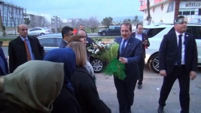 AK Parti Genel Başkan Yardımcısı Karacan Kilis'te