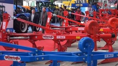 Aksaray'da 5'inci uluslar arası tarım ve hayvancılık fuarı açıldı