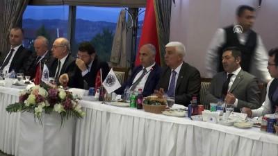 Borsa İstanbul ve Türkiye Varlık Fonu Başkanı Karadağ: 'Afrika ve Uzak Doğu pazarı, çok ciddi anlamda bizim için motive edici bir pazar haline geldi' - DENİZLİ