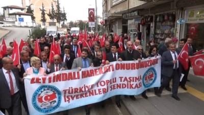 İşverenlerden Zeytin Dalı Harekatı'na destek
