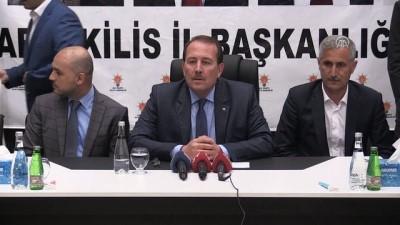 Karacan: ''Millete balans ayarı yapan darbeci zihniyetin son kalıntılarını 15 Temmuz'da gördük'' - KİLİS