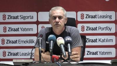 Teleset Mobilya Akhisarspor-Galatasaray maçının ardından - MANİSA