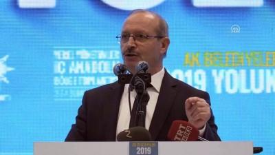 AK Parti Yerel Yönetimler İç Anadolu Bölge Toplantısı - KONYA