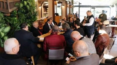 ÇAYKUR Genel Müdürü Sütlüoğlu 'Organik tarıma geçişi engelleyen bazı kesimler var'