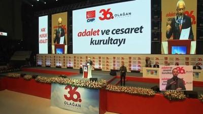 CHP Lideri Kılıçdaroğlu:'Bu düzeni yıkmak bizim boynumuzun borcudur'