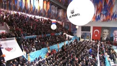 Cumhurbaşkanı Erdoğan, 'O teröristleri nefes alamayacak hale getireceğiz. Gerekirse Afrin'e önce ben gideceğim'