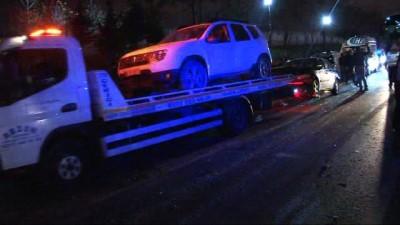 Esenyurt'ta zincirleme kaza: 12 yaralı