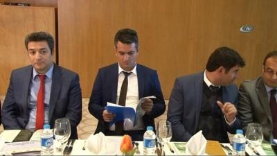 Vali Güzeloğlu, eğitim değerlendirme toplantısına katıldı