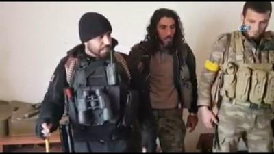 Zeytin Dalı Harekatı'nda PYD'den Temizlenen Haliliye Köyündeki Cephanelik Şaşırttı - Türk Askeri Ve Öso, Pyd'den Arındırılan Haliliye Köyünde Mühimmat Ele Geçirdi