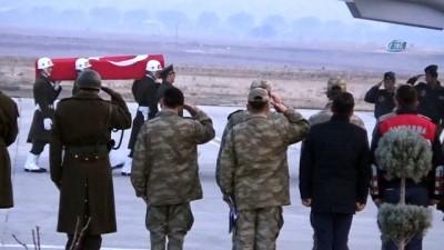 Zeytin Dalı Harekatı -  Afrin şehitleri memleketlerine uğurlanıyor
