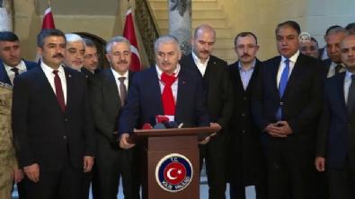 Afrin Operasyonu - Başbakan Yıldırım: 94 saldırı düzenlendi
