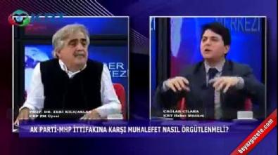 CHP'li Kılıçaslan: 'İyi ki AK Parti var'