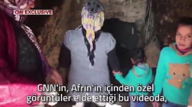 Afrin Operasyonu - CNN'den Afrin yalanı