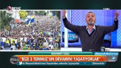 fenerbahce - Mahmut Uslu'nun o sözleri Abdülkerim Durmaz ve Ahmet Çakar'ı çıldırttı
