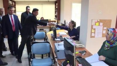 AK Parti Genel Başkan Yardımcısı Dağ (2) - İZMİR
