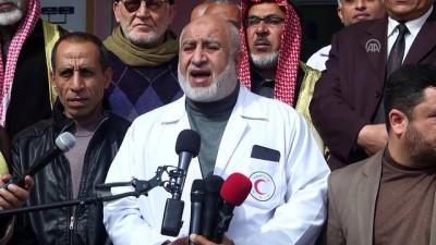 Gazze'deki çocuk hastanesinden 'yardım çığlığı' - GAZZE