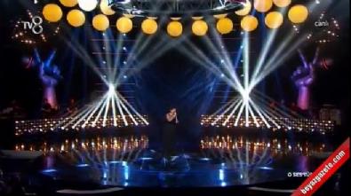 O Ses şampiyonunun final performansı