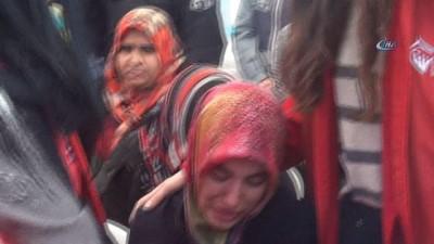 Osmaniyeli şehit gözyaşları arasında toprağa verildi