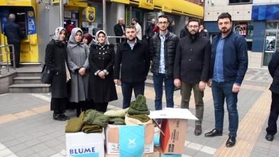psikolojik destek - TÜGVA'dan Afrin'deki Mehmetçik'e destek - TRABZON