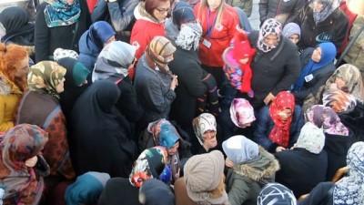 Afrin şehidi Ahmet Aktepe son yolculuğuna uğurlandı