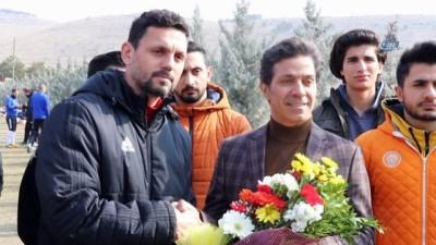 Alaca Spor Kulübü'nden Malatyaspor'a moral ziyareti