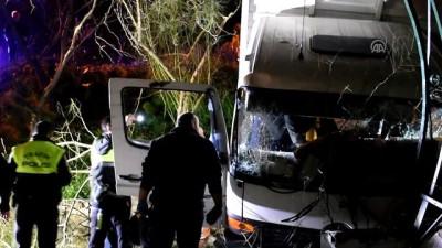 Bodrum'da trafik kazası: 1 ölü - MUĞLA
