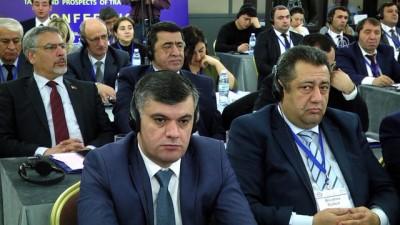 Hak-İş Genel Başkanı Arslan, Azerbaycan'da - BAKÜ