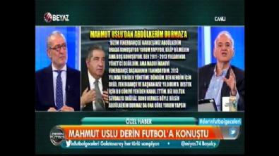 fenerbahce - Mahmut Uslu'dan Ahmet Çakar'a olay cevap! 'Onu ... ... gönderirim.'