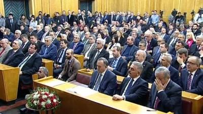 """MHP Genel Başkanı Bahçeli: """"Gerekirse ben de Bozkurt gibi ön safta Afrin'e giderim"""""""