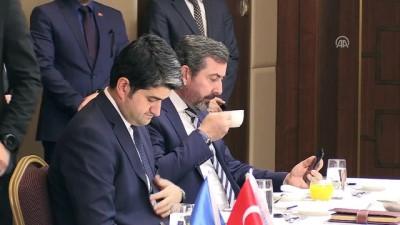 """AB Bakanı Çelik: """"Türkiye'siz bir Balkan toplantısını AB açısından eksik, yanlış bir perspektif olacağını düşünüyoruz""""- ANKARA"""
